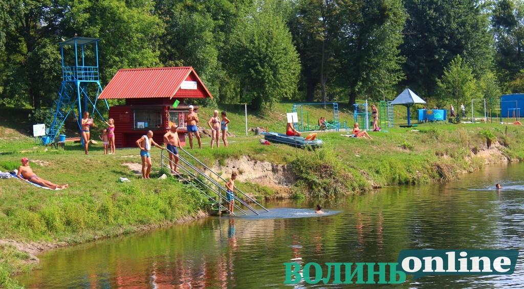 У Луцьку готуються до початку купального сезону