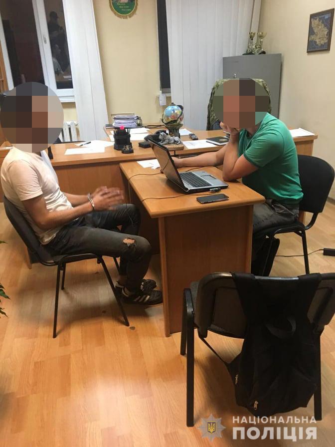 Волинянину, який хотів переправити нелегалів через кордон, оголосили про підозру