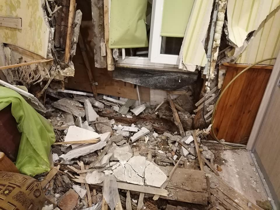 У Ковелі автомобіль врізався у стіну житлового будинку