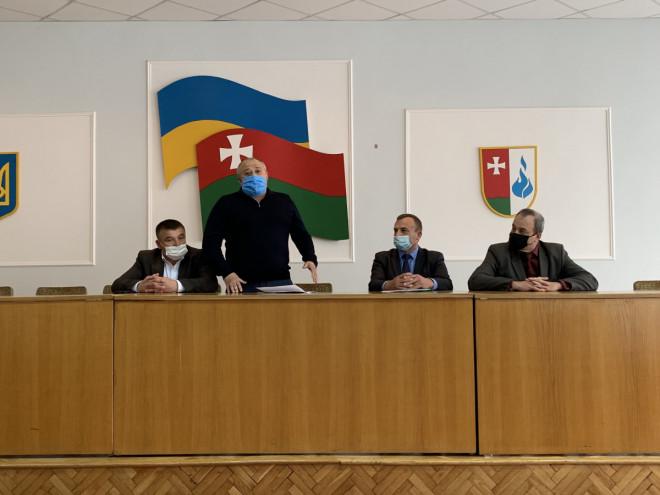 Представили нового голову Локачинської райдержадміністрації