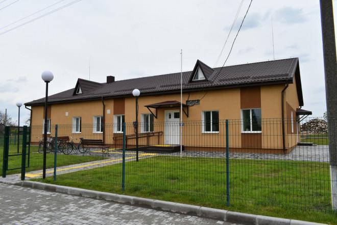 У селі на Волині незабаром запрацює нова амбулаторія