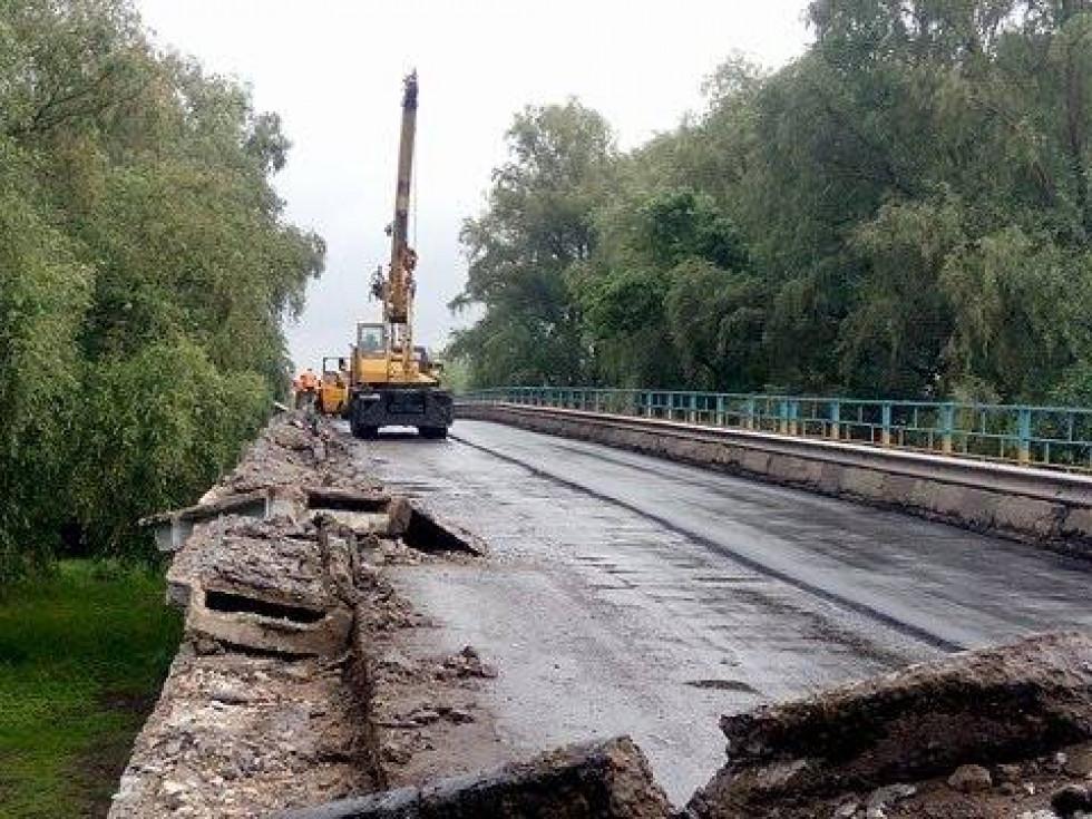 У Маневицькому районі ремонтуватимуть міст за 5,5 мільйона