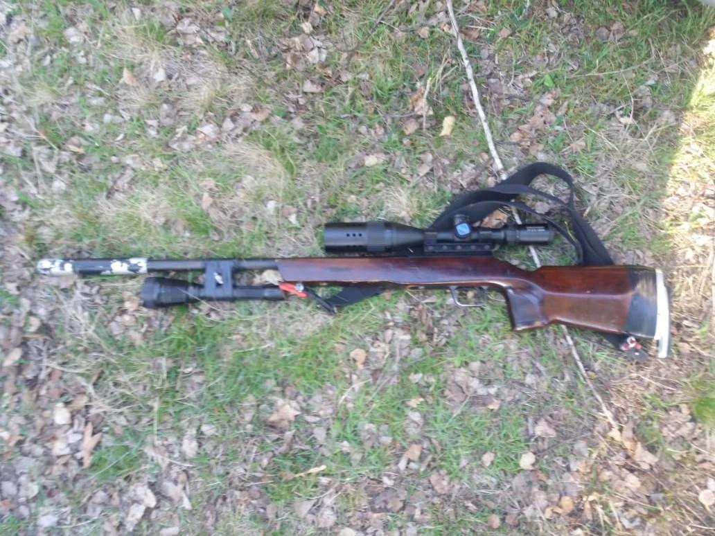 Волинянин намагався незаконно продати гвинтівку за 17,4 тисячі