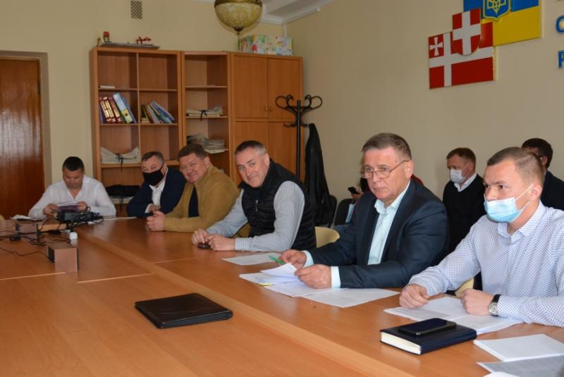 Депутати облради закликали Волинську ОДА боротися з реальними причинами обміління озер