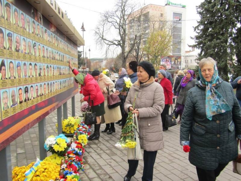 Матерям загиблих бійців у Луцьку виплатять по дві тисячі