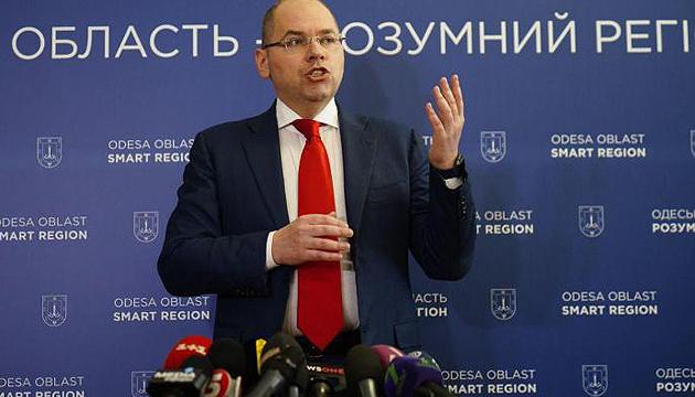 Степанов наполягатиме на кадрових рішеннях щодо осіб, які гальмують виплати надбавок медикам