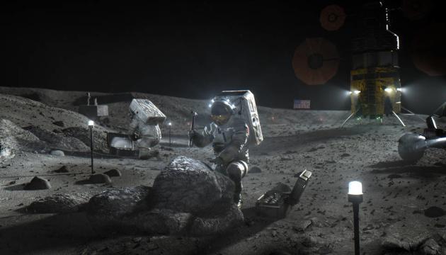 NASA обрала компанії, які допоможуть вдруге висадити людей на Місяць