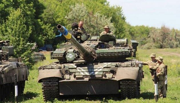 Окупанти обстріляли із заборонених мінометів позиції ЗСУ під Оріховим