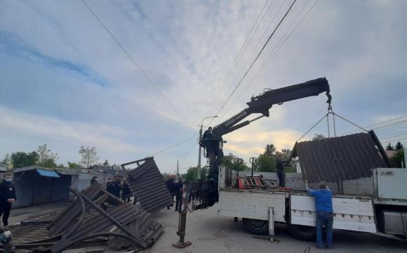 У Луцьку перекриють рух транспорту вулицею Замковою