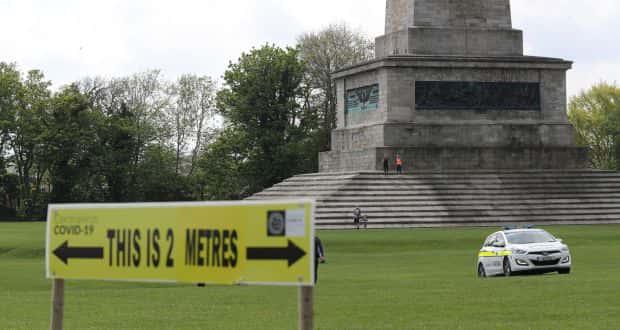 Прем'єр Ірландії заявив, що не порушував карантин, провівши пікнік у парку