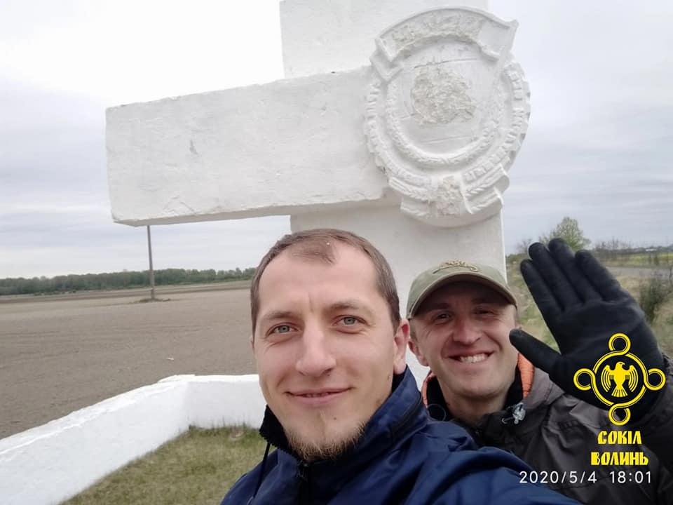 На Волині активісти «декомунізували» село