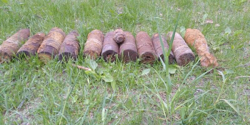 Протягом тижня на Волині знешкодили 37 вибухонебезпечних предметів часів Другої Світової
