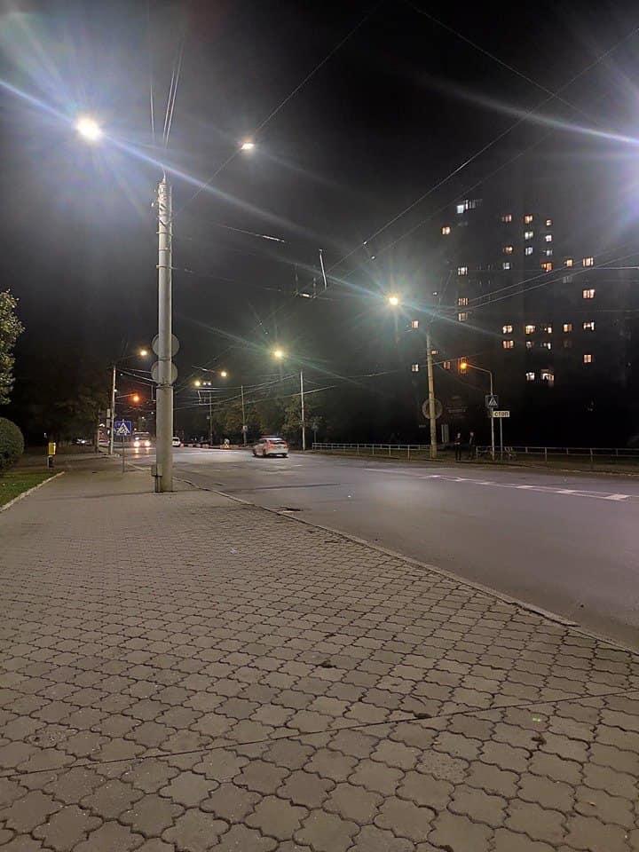 У Луцьку замінять вуличне освітлення на низці вулиць