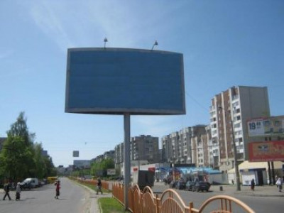 У Луцьку планують оновити зовнішню рекламу