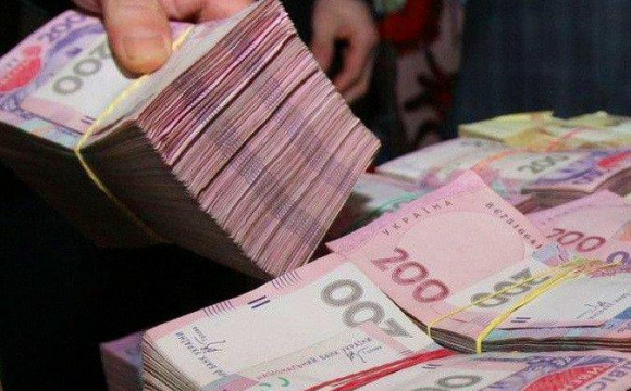 Платники податків на Волині сплатили до бюджетів майже 600 мільйонів
