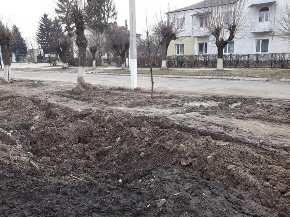 У Ківерцях капітально ремонтуватимуть вулицю Незалежності