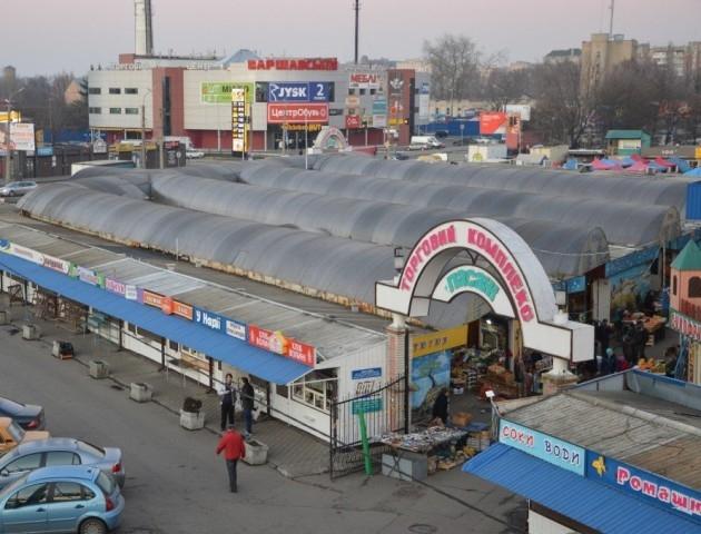 Гуртову торгівлю продуктами у Луцьку пропонують перенести з «Пасажу» на ринок «Новий»