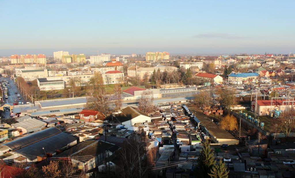 У Луцькраді повідомили, що оренду ділянки «Центрального» ринку облспоживспілці остаточно припинили