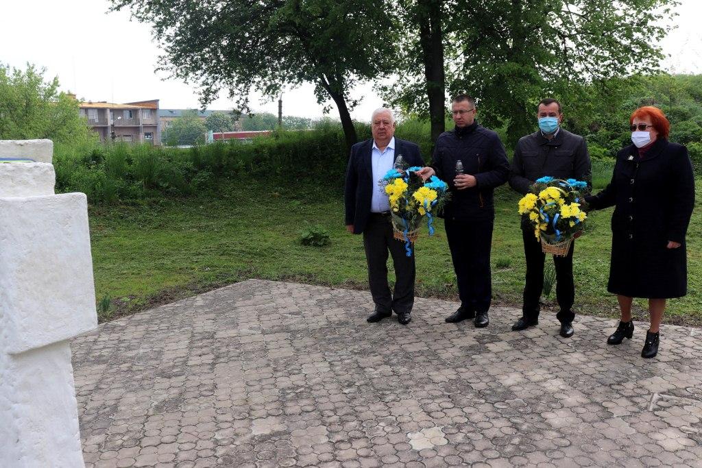 У Володимирі-Волинському згадували жертв тоталітарних режимів