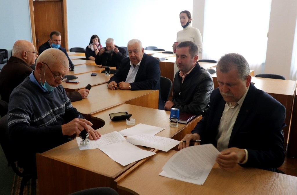 Володимир-Волинська міськрада підписала меморандум з сусідніми ОТГ