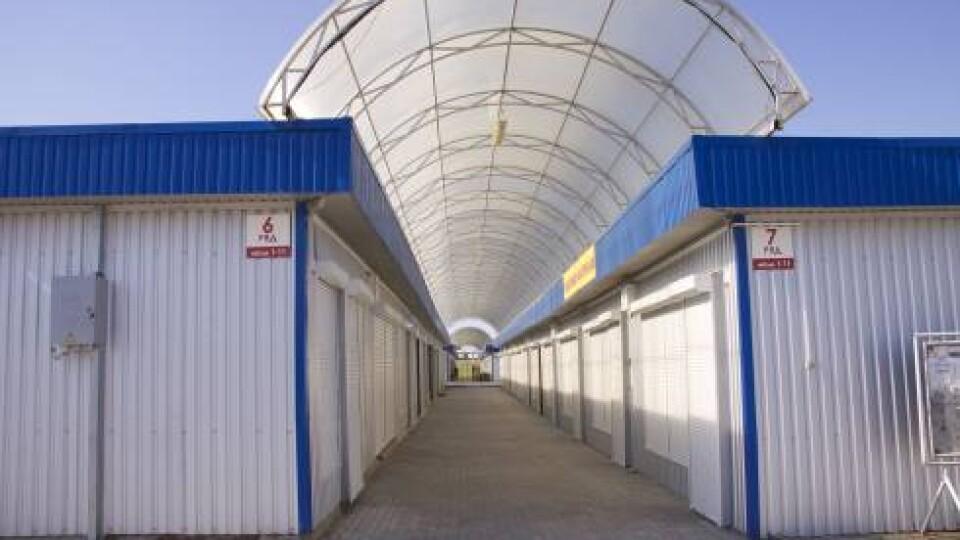 Луцьким підприємцям нагадують, що спливає час переїзду на ринок «Новий»