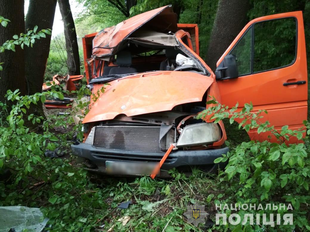 В ДТП поблизу Луцька постраждали пасажири авто
