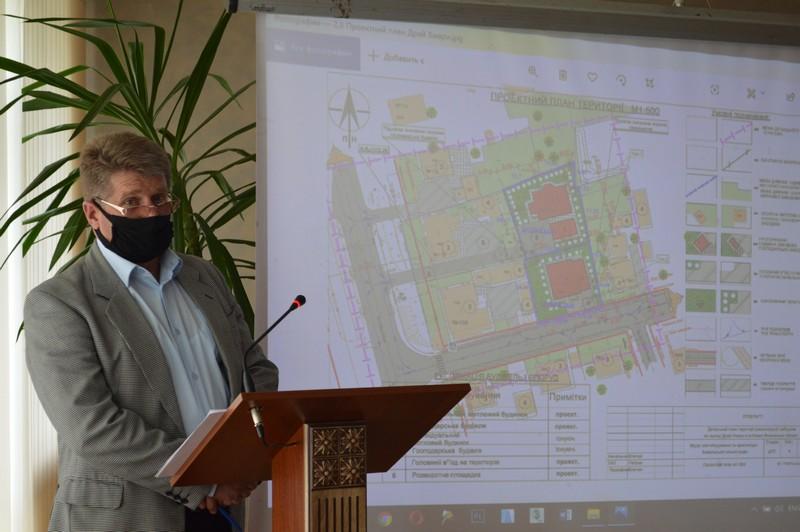 Реконструкція вулиць та будівництво: у Ковелі розглянули чотири проекти містобудівної документації