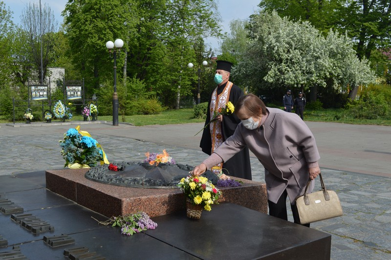 У Ковелі вшанували всіх, хто віддав життя за Україну