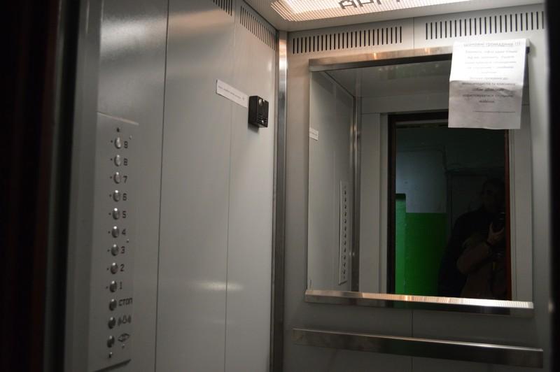 У Ковелі обстежують і почергово ремонтують ліфти в багатоповерхівках