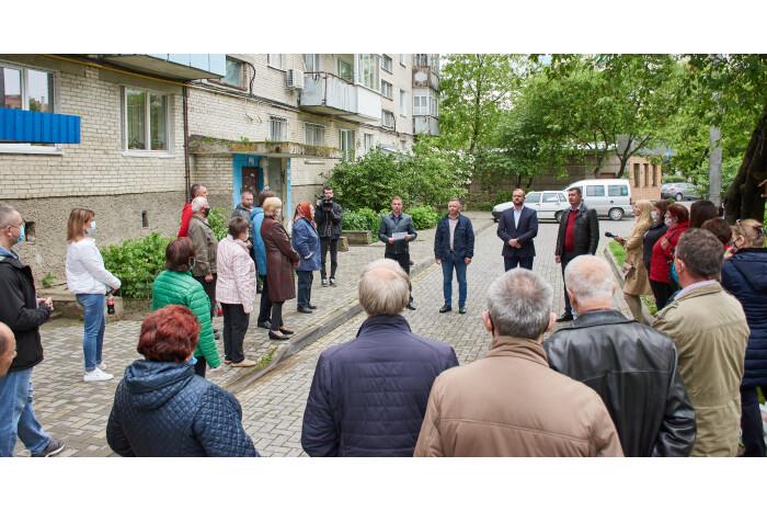 У багатоповерхівках на проспекті Молоді у Луцьку встановлюватимуть ІТП
