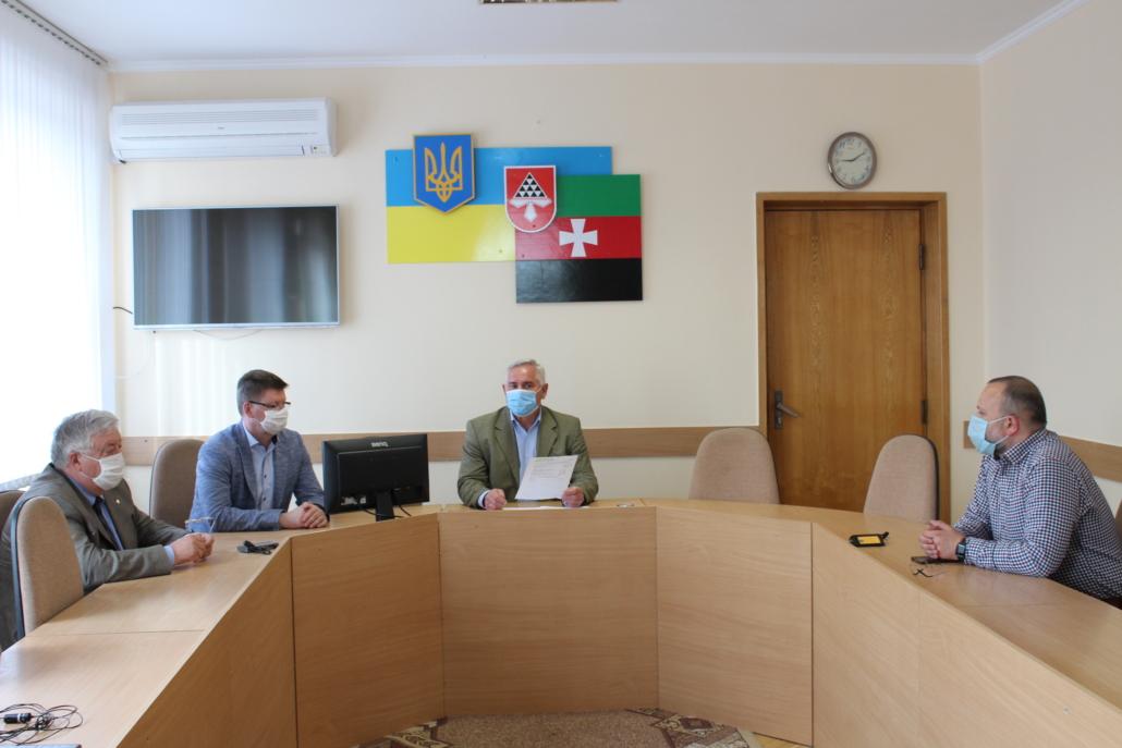 У Нововолинську готуються до відкриття промислового ринку