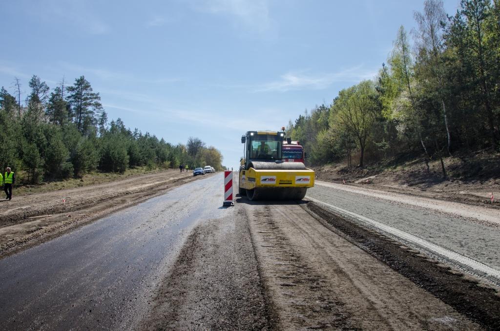Ділянку міжнародної автотраси на Волині може відремонтувати підприємство з Білорусі