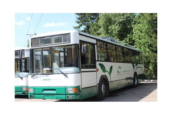 Водії тролейбусів у Луцьку готові вийти на роботу