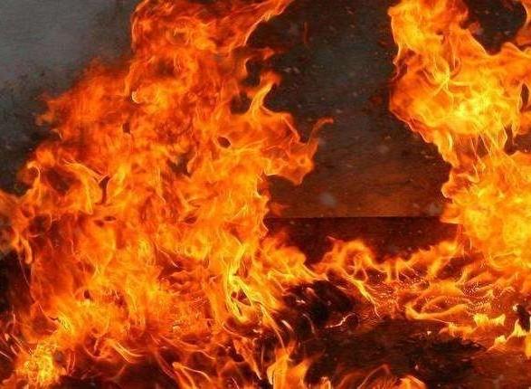 У Луцьку ліквідували пожежу в магазині