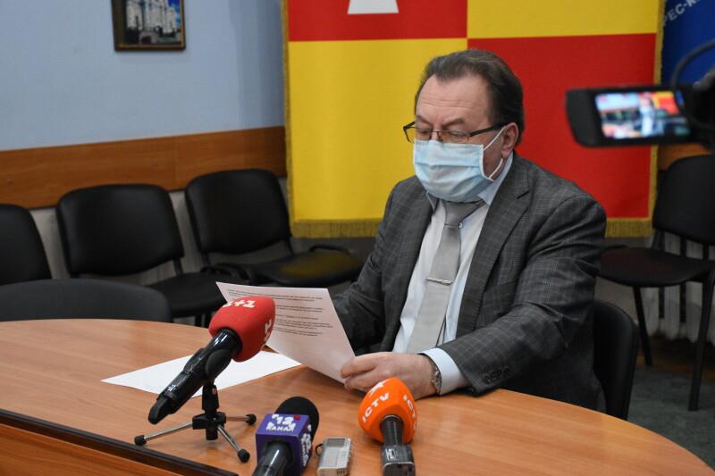 Пустовіт звернеться до обласної комісії щодо пом'якшення карантину у Луцьку