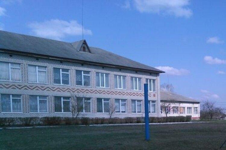 На Волині школі повернули приміщення, яке «Укртелеком» використовував не за призначенням