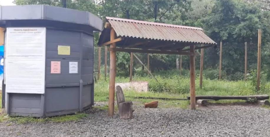 У центральному парку Луцька погодили розміщення нових тимчасових споруд