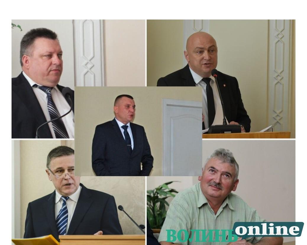 Найбагатші очільники департаментів та управлінь Волинської ОДА. ТОП-5