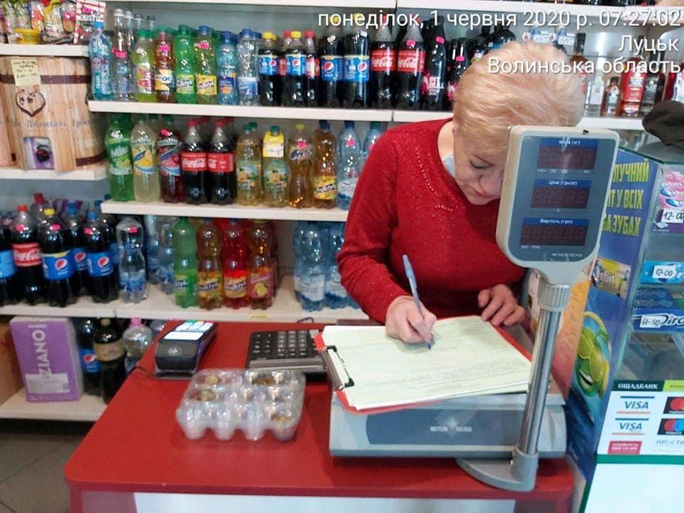 У Луцьку виявили порушення правил продажу алкоголю