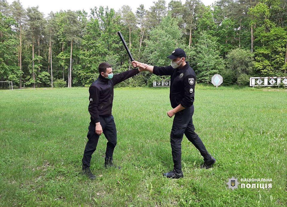 Тренінговий центр ГУНП у Волинській області відновив роботу після карантину
