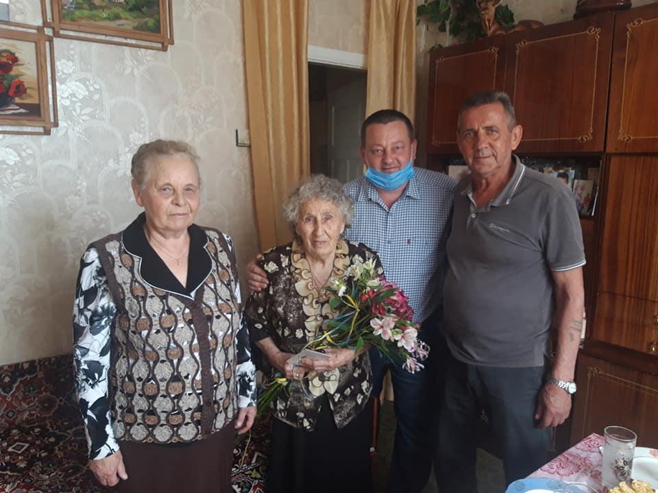 Волинська повстанка відзначила 92-ий день народження