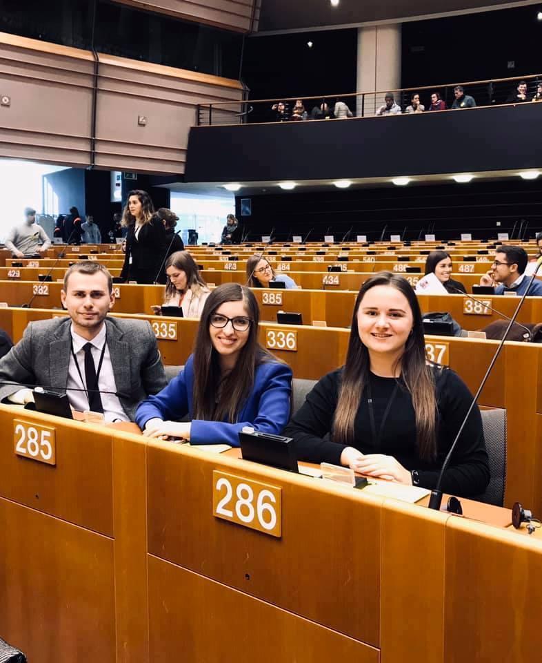 Яка навичка змінить світ: аспірант з волинського вишу розповів про стажування у Європарламенті
