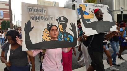 Нові протести у США: в Атланті поліцейський застрелив афроамериканця. ВІДЕО