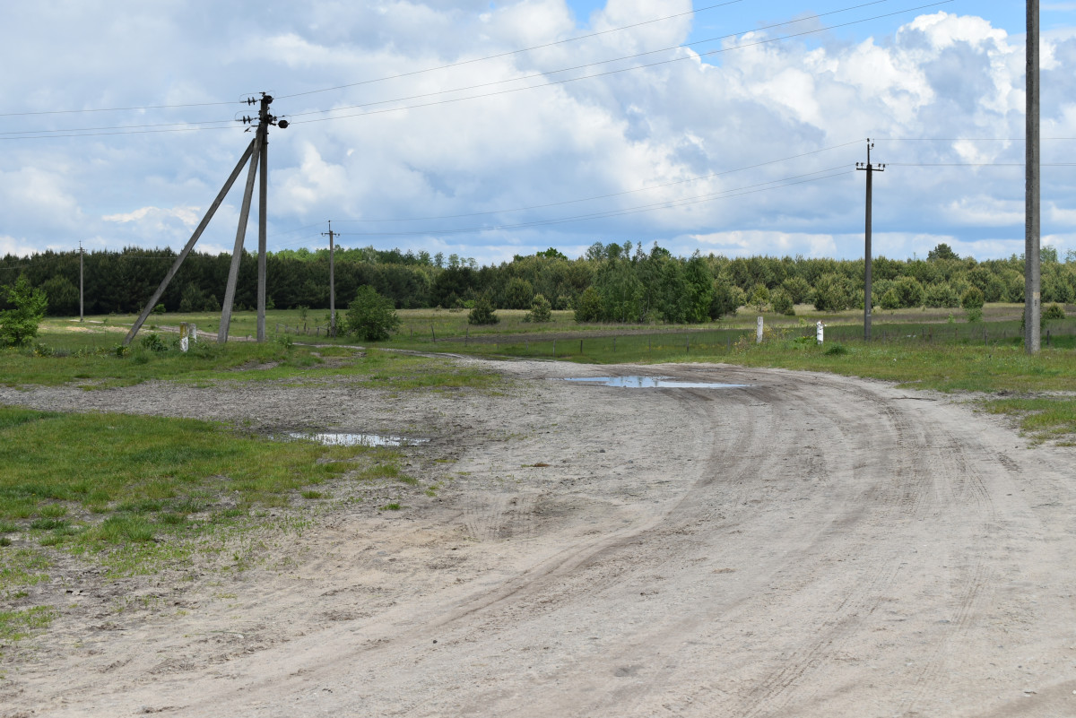 На Волині планують відремонтувати дорогу поблизу держкордону