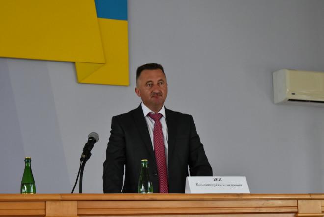 Представили нового голову Луцької РДА