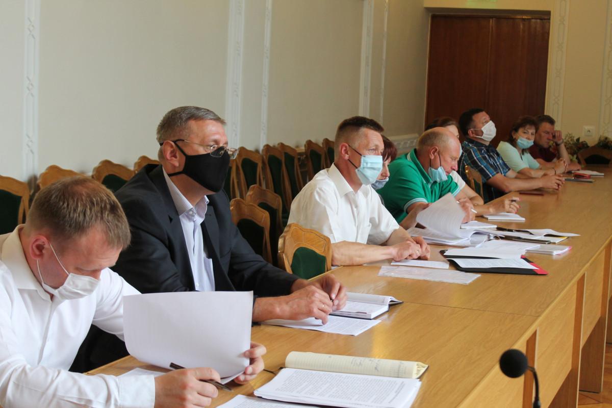 На території Горохівського району шукають місце для полігону твердих побутових відходів