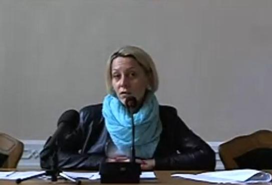 Волинська ОДА вимагає вибачень від депутата облради, який назвав Тетяну Щербак «неадекватною»