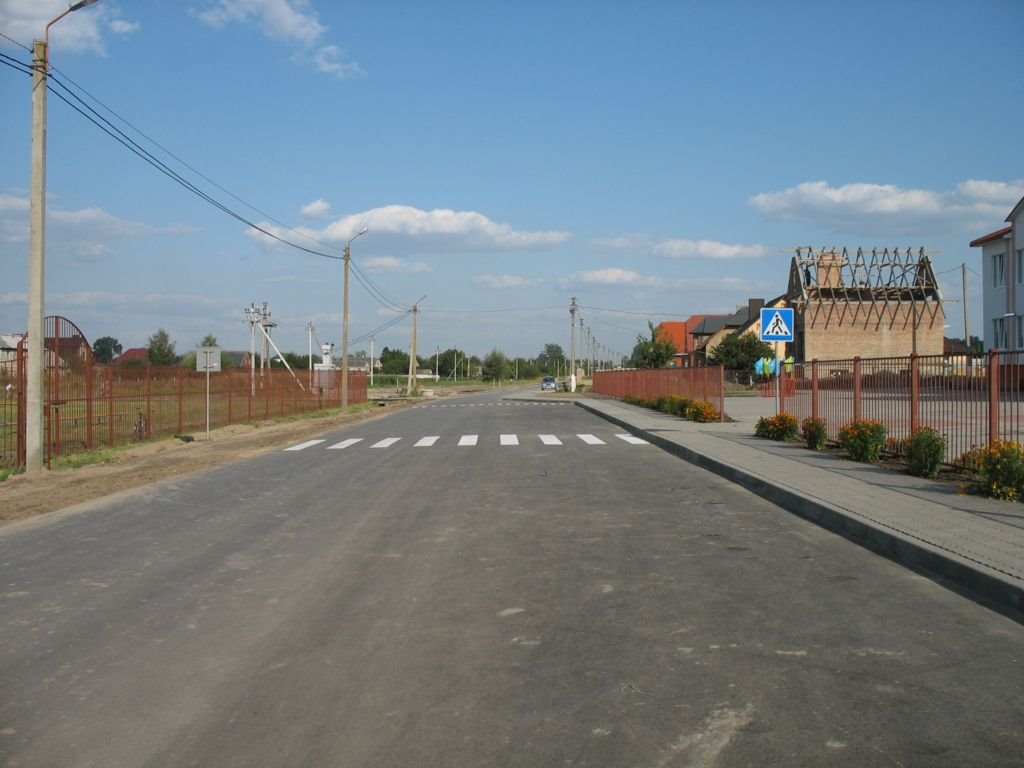 У селі поблизу Луцька капітально ремонтуватимуть вулицю за понад три мільйони