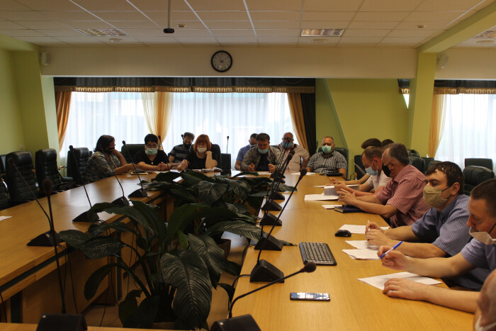 У Луцьку влада та перевізники обговорювали договір на перевезення пасажирів