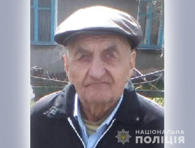 У Луцьку розшукують 83-річного чоловіка, який пішов з дому і не повернувся